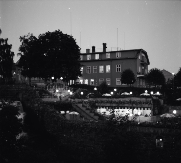 Terrassen 1957/58