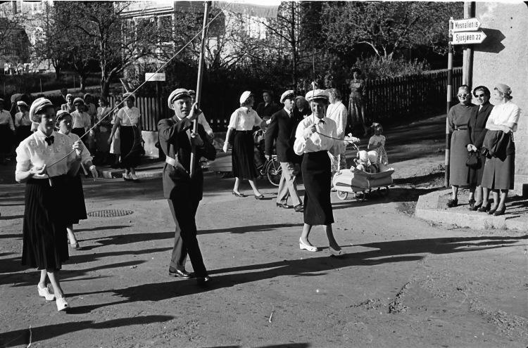 Sangens dag 1956