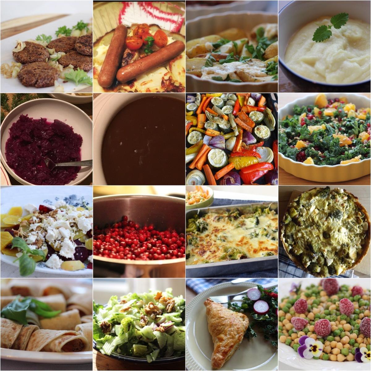 Vegetarisk julemat #2